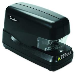 Swingline 69270 High capacity Flat Clinch Electric Stapler With Jam Release