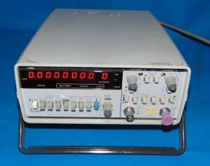 Hp Agilent 5315a Universal Frequency Counter