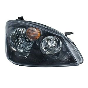 Headlight For 05 06 Nissan Altima Without Hid Exclude Se R Right Passenger