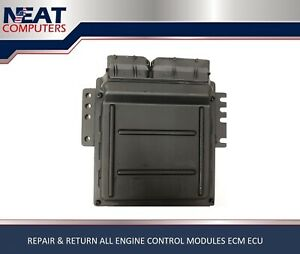 Nissan Ecm Ecu Pcm Engine Computer Module Repair Return fits Nissan