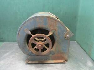 Model No Co70d 8 Centrifugal Ventilation Exhaust Blower Fan Squirrel Cage