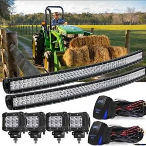 Led Head Light For Ih Light International Farmall1026 1066 1206 140 1456 330 340