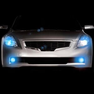 Plasmaglow 10655 Headlight White Led Hideaway Strobe Light Kit