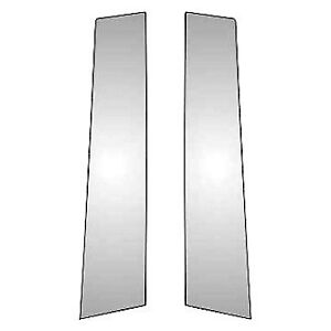 For Ford Focus 2008 2010 Zunden Ford p trim 10a Polished Pillar Posts