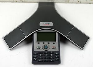 Cisco Voip Conference Station Model 7937 Cp 7937g Tested reset