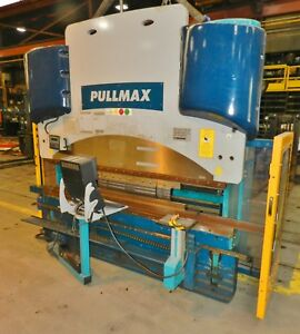 Pullmax Optiflex 130 Cnc Press Brake 130 Tons