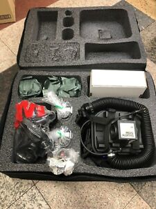 3m Breathe Easy Turbo Vest mounted Powered Air Purifying Respirator Kit