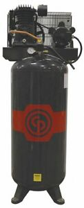 Chicago Pneumatic Electric Air Compressor Powder Coated Rcp 561vns