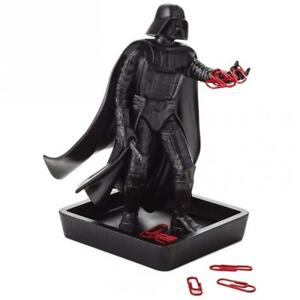 Star Wars Darth Vader Magnetic Paper Clip Holder Desk Accessories Movies