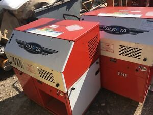 Alkota 5181 Hot Heated Pressure Power Washer Industrial Cleaning Equipment