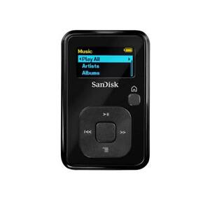 SanDisk Sansa Clip+ 8 GB MP3 Player (Black) (Discontinued by Manufacturer)