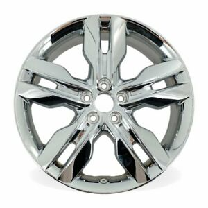 20 Inch Ford Edge 2011 2014 Bt431007da Oem Quality Chrome Clad Wheel Rim 3847