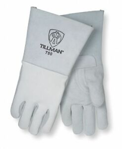Tillman Welding Gloves Stick 16 1 2 Xl Pr Pearl 750xl