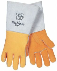 Tillman Welding Gloves Stick 11 M Pr Gold 850m