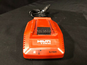 Hilti C 4 36 dc Charger With B36 2 6 Battery