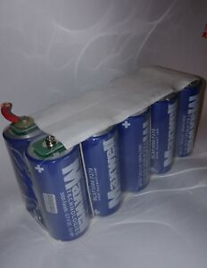 Maxwell Supercapacitor Ultracapacitor 3000f Farads 2 7v Dc 3 0wh Bcap3000 K2