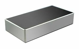 Max Magnets Super Strong Large Block Magnet 2 x1 x3 8 Rare Earth