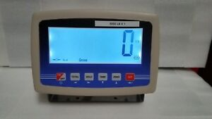 Livestock Scale Indicator 2 High Digits Lcd Replacement Weight Indicator