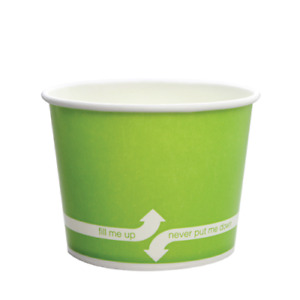 Karat 12oz Food Containers Green 100mm 1 000 Ct C kdp12 green