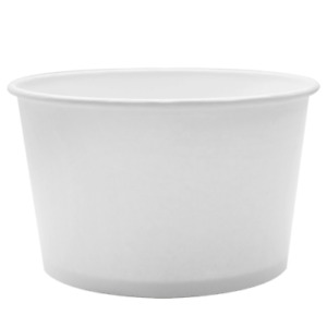 Karat 28oz Food Containers White 142mm 600 Ct C kdp28w