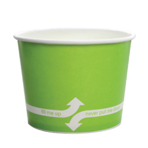 Karat 16oz Food Containers Green 112mm 1 000 Ct