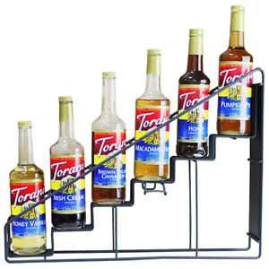 Torani Syrup Wire Rack 6 Bottles G wirerack6
