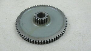 Nice Original South Bend 9 Metal Lathe 18 72 Tooth Compound Gear