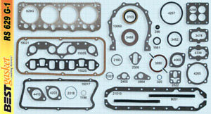 New 1955 Dodge V8 270 C I Hemi Full Complete Engine Gasket Set