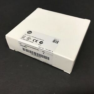 New Allen Bradley 1764 mm1 Micrologix 1500 Memory For 1764 lrp Or 1764 lsp Cpu
