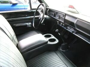 Biscayne Impala Center Console Bench Seat Console