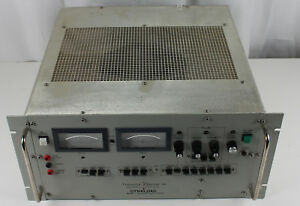Transistor Devices Inc Dynaload Model Dvlp 50 300 3000a Power Tested