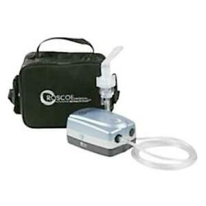 Roscoe Portable Nebulizer System With Battery Item neb port
