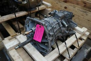 6 Speed Manual Tremec Skip Shift Transmission Gcdt 24237101 Corvette C6 Zr1 2009