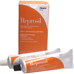 Dental Reprosil Vps Imp Material Light Body orange 90 90ml Base