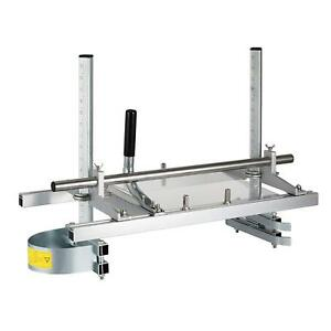 Lovshare 14 Inch 24 Inch Saw Mill Portable Chain Sawmill Attachment Cutting Up