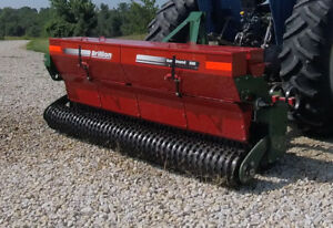 Brillion Sure Stand Seeder Model Ssbp 8 Excellent Condition Ready For Use