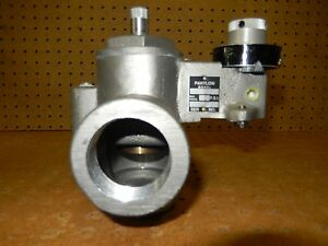 Partlow Gas Control Valve 1 1 2 Model 60 1 1 2 gc00095