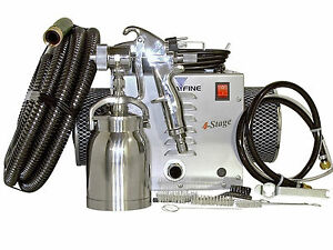 Sprayfine A401 4 stage Turbine Hvlp Paint Sprayer System