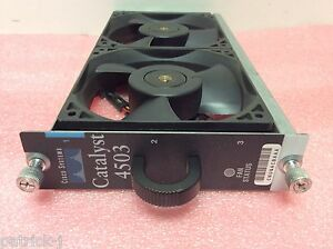 Cisco Systems Catalyst 4503 Dual Fan Tray Ws x4593 800 21376
