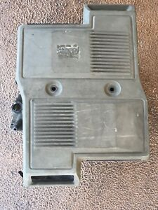 1984 Corvette Crossfire Fuel Injection Intake Manifold Throttle Body Air Cleaner