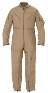 Propper Coverall Chest 41 To 42in Tan Tan Nomex r F51154622142s