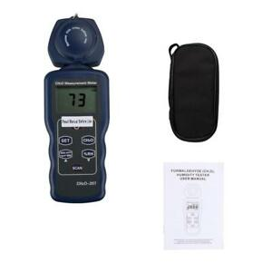 Sm207 Formaldehyde Gas Detector Meter Indoor Air Quality Tester Usa Shipping