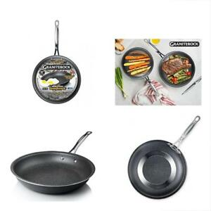 All Pans Free Shipping Non stick No warp Mineral enforced Frying Pfoa And As