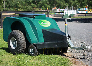 Horse Manure Collector And Paddock Groomer