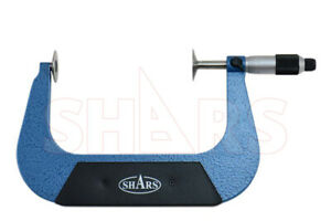 Shars 5 6 Disc Micrometer New