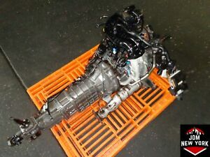 03 08 Mazda Rx 8 Rx8 1 3l 4port Rotary Engine 5 speed Trans Ecu Jdm 13b