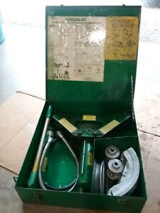Greenlee 880 Rigid Conduit Hydraulic Bender