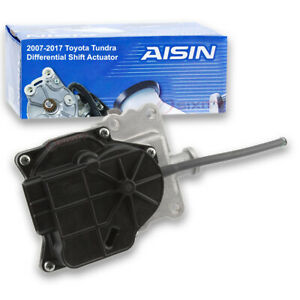 Aisin Differential Shift Actuator For 2007 2017 Toyota Tundra 2wd 4wd Awd Kt