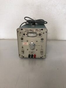 Very Nice Power Designs 4050 Regulated Dc Power Supply 40vdc 5a