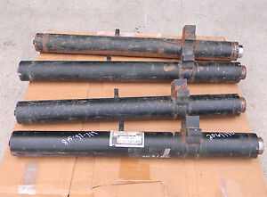Lot Of 4 Forklift Upright Mast Lift Hydraulic Cylinders 2061190 351626 384589
